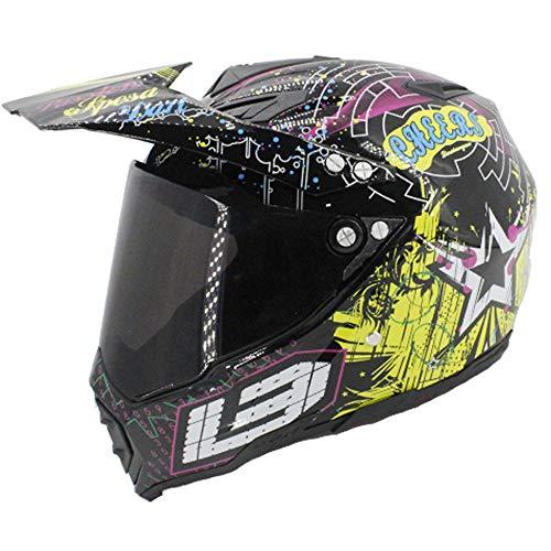 CARWORD Capacetes De Motociclista Casco Moto Shark Motorradhelm Full Face Motocross Für Racing Kask Motorsport Helm Off Road
