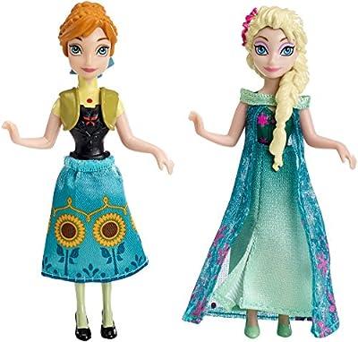 Frozen - Fever, fiesta cumpleaños (Mattel DKC58) por Mattel