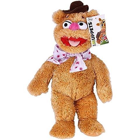 Muppets Peluche fozzy Bear Oso 24cm–Peluche de peluche Show de los Muppets