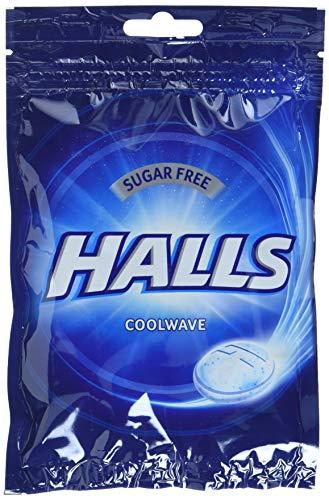 Halls Cool Wave, 12er Pack (12 x 65 g)