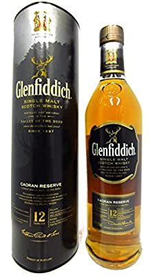 Glenfiddich - Caoran Reserve (old style) 12 year old