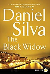 The Black Widow (Gabriel Allon) by Daniel Silva (2016-07-12)
