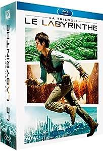 Le Labyrinthe : La Trilogie [Blu-ray]
