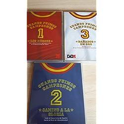 Cuando fuimos campeones. Triple dvd edición coleccionista. La historia de oro del Mundobasket 2006