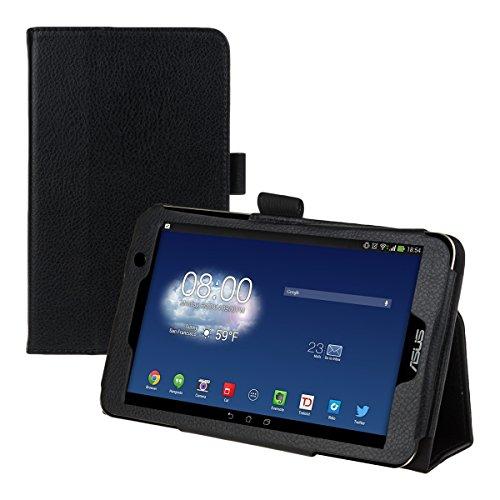 kwmobile ASUS MeMO Pad 7 ME176C / CX Hülle - Tablet Cover Case Schutzhülle für ASUS MeMO Pad 7 ME176C / CX mit Ständer