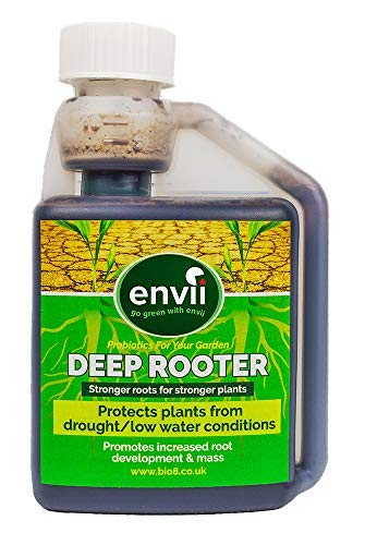 Envii Deep Rooter - Wurzeldünger & Stimulator für das verstärkte Wachstum von Pflanzenwurzeln – 250ml