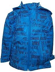 Outburst - Softshelljacke Funktionsjacke wasserabweisend und winddicht Baby Jungen, blau