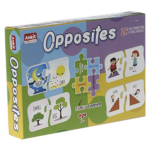 Ankit's Exciting Game of Opposites for pre-Schoolers