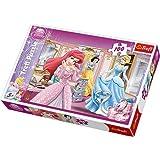 Princesas Disney - Puzzle de 100 piezas (AB Gee TR16186)