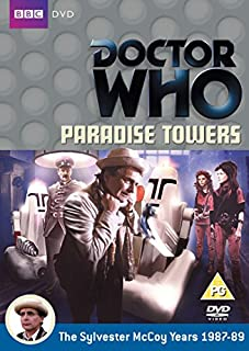 Doctor Who - Paradise Towers [DVD] [1987] (B004VRO84M) | Amazon price tracker / tracking, Amazon price history charts, Amazon price watches, Amazon price drop alerts