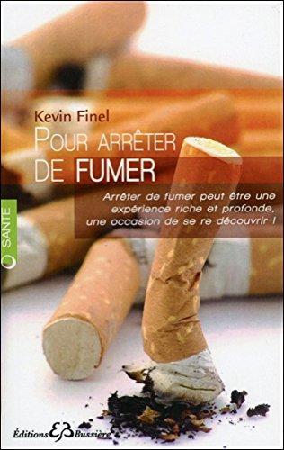 Pour arrêter de fumer par Kévin Finel