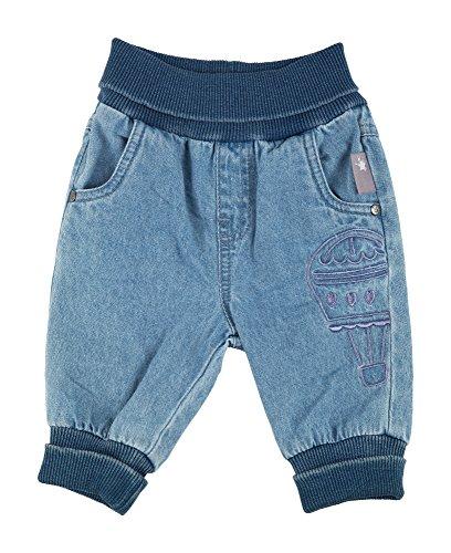 Sigikid Mädchen, Baby Jeans, Blau (Denim Light Blue 590), 86