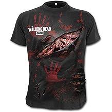 The Walking Dead Zombie - All Infected T-shirt noir XL