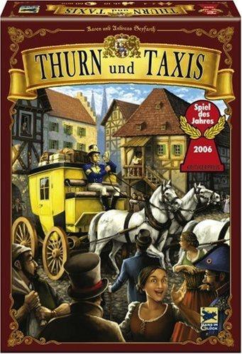 Thurn und Taxis. Spiel des Jahres 2006 by Rio Grande Games