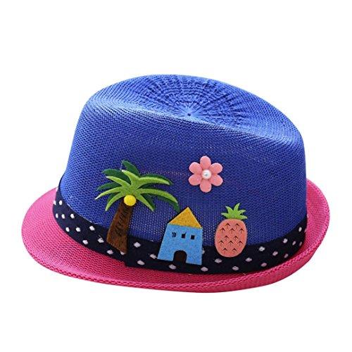 Hut Mütze, Kappen, Kinder, Jungen, Mädchen, Jungen, damen, dunkelblau, Pattern: Coco (Katze In Einer Box Kostüm)