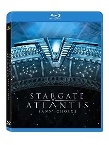 Stargate Atlantis: Fan's Choice [Blu-ray] [Import anglais]