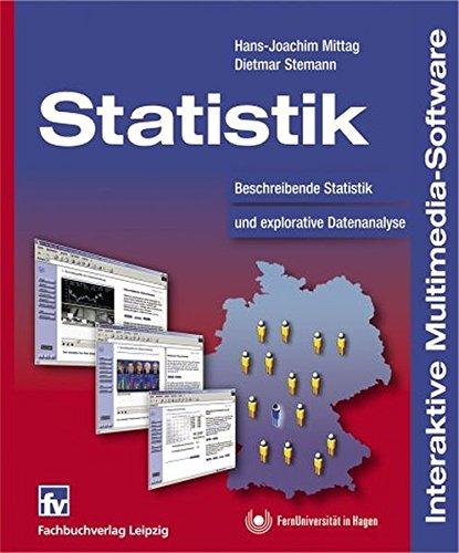 Statistik: Beschreibende Statistik und Explorative Datenanalyse - Interaktive Multimedia-Lernsoftware