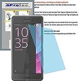 2 Stück GEHÄRTETE ANTIREFLEX Displayschutzfolie für Sony Xperia X Performance Bildschirmschutzfolie