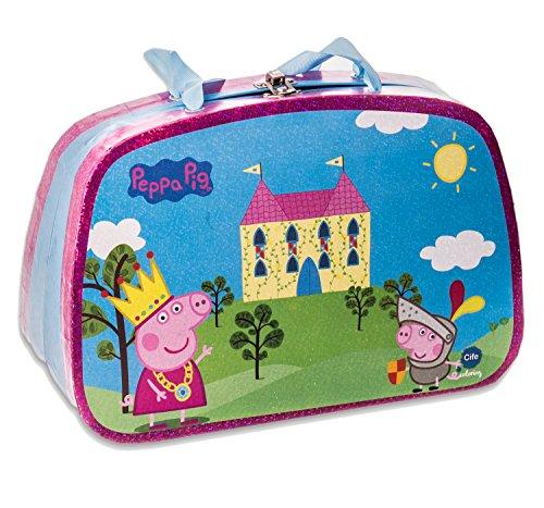 Peppa Pig Maletin teatrillo para jugar y pintar (CIFE 40132)