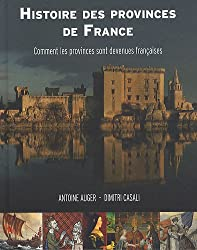 Histoire des provinces de France