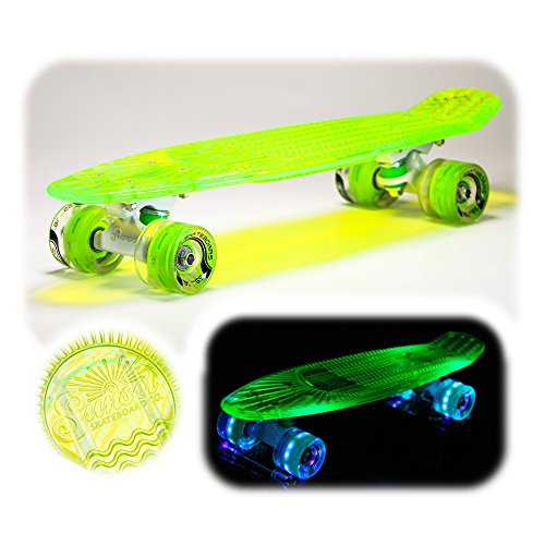 Cruiser Complete Sunset Skateboards Alien 22