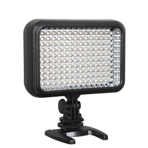 Yongnuo YN1410 LED Luce Video professionale per Videocamera DSLR 140 LED lampada luminosa eccellente