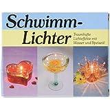 Traumhafte Lichteffekte mit Wasser und Speiseöl 5er Set, Schwimmlichter Basis-Set