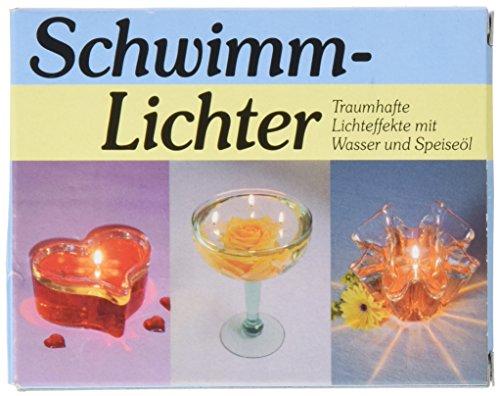TF- Handelsagentur Traumhafte Lichteffekte mit Wasser und Speiseöl 5er Set