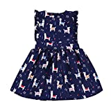 Best Mud Pie Clothing For Boys - PLOT Baby Girls Sleeveless Dresses Summer Dress Sundress Review
