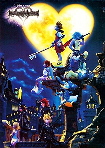 Kingdom Hearts HD 1.5 Remix Poster