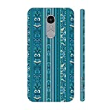 Enthopia Designer Hardshell Case Heritage Art Back Cover for Lenovo K6 Note