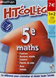 Hit'Collège Maths 5ème