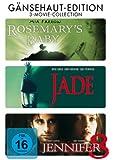 Rosemary's Baby / Jade / Jennifer 8 (Gänsehaut-Edition) [3 DVDs]