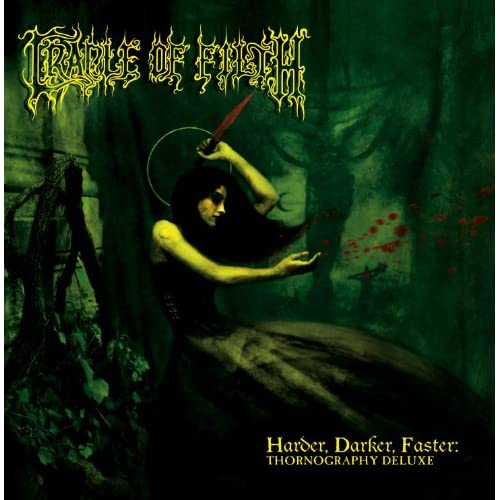 Harder, Darker, Faster - Thornography Deluxe [MVI Bonus Tracks]