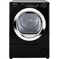 Candy GVSC9DCGB Freestanding B Rated Condenser Tumble Dryer in Black