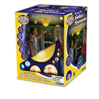 Brainstorm Toys My Very Own Solar System Nightlight, E2002,One Size