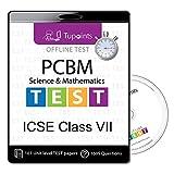 #7: ICSE class 7 PCBM(Physics,Chemistry,Biology,Math) Offline Test
