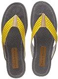 Floris van Bommel Herren 20022 Slipper, Gelb (Yellow),  41 EU (7 UK)