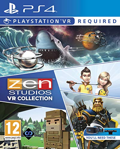 Zen Studios Ultimate VR Collection (PSVR) [Importación inglesa]