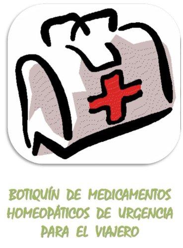 Botiquín de medicamentos homeopáticos de urgencia para el viajero por homeo-psycho