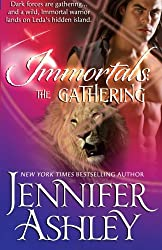 The Gathering: Immortals, Book 4 (Volume 4) by Jennifer Ashley (2015-01-18)