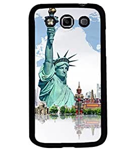 printtech Wonders of World Back Case Cover for Samsung Galaxy Quattro i8552::Samsung Galaxy Quattro Win i8552