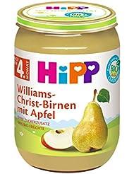 HiPP Früchte Williams-Christ-Birnen mit Apfel, 190 g