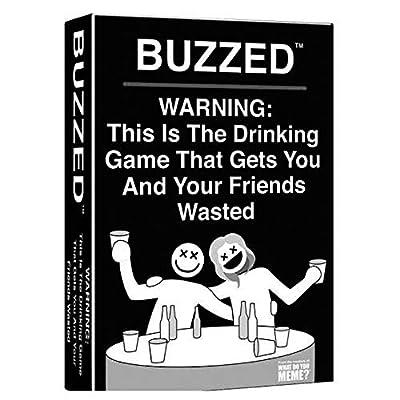Buzzed Drinking Games Jeux à Boire Laissez Vous et Vos Amis Se saouler