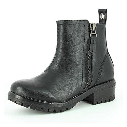 Pés Celestiais, Botas E Ankle Boots Pretas