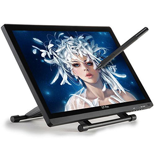 XP-Pen Monitor IPS 22' Tableta Gráfica con Pantalla Función de Doble Monitores