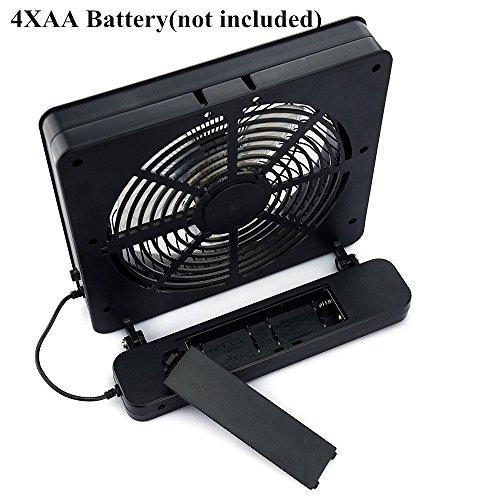 Welltop 6 Zoll Beweglicher Ventilator Bild 3*
