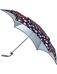 Fulton Parasoleil Protection anti-UV SPF 50+ Motif Geo Fleur parapluie pliable