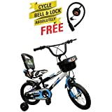 Speed Bird Cycle Industries Speed Bird Sports Bike Style Cycle - Baby Cycle (Bicycle) For Boys & Girls (Age Group 3-6)