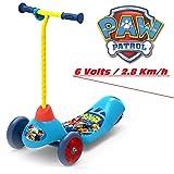 Paw Patrol 162712 - Monopattino Elettrico a 3 Ruote 6V Novita'